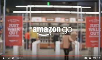 amazon go - Logo