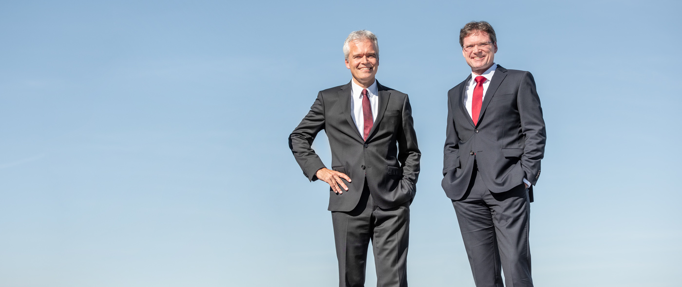 PIC: Management Team Baader, Schürholz